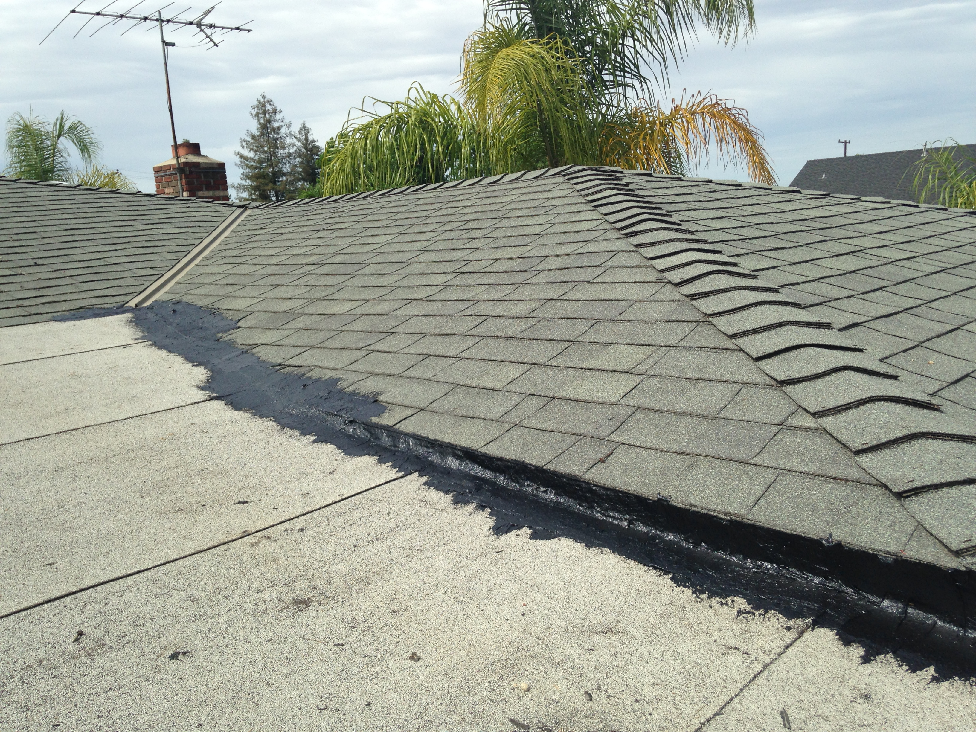 Roof Patching